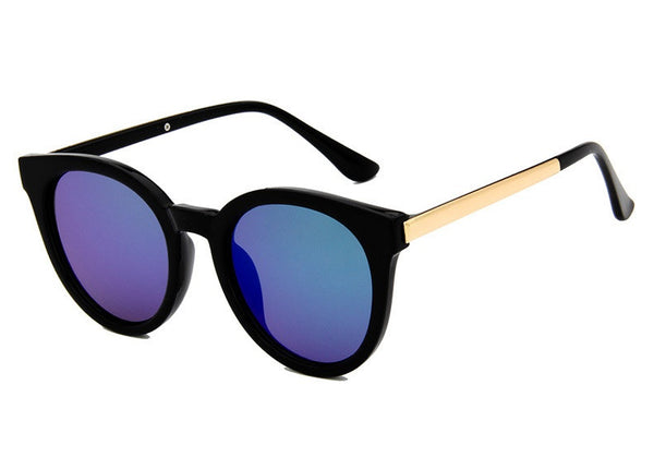 Mirror Framed Square Fashion Sunglasses - 8 Colours