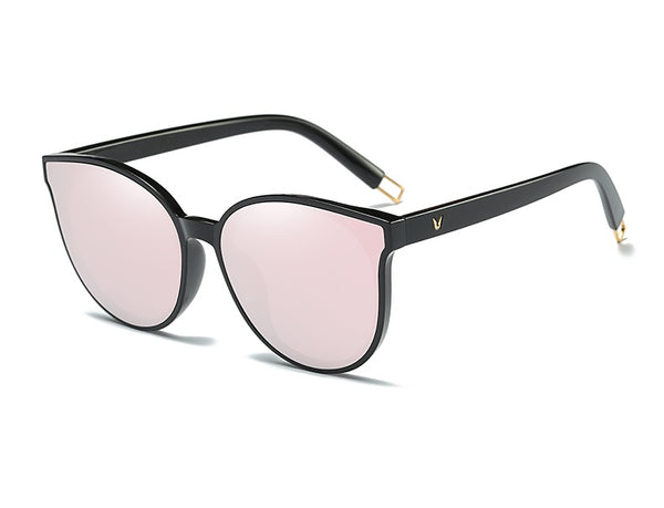 Luxury Flat Top Cat Eye Sunglasses - 6 Colours!