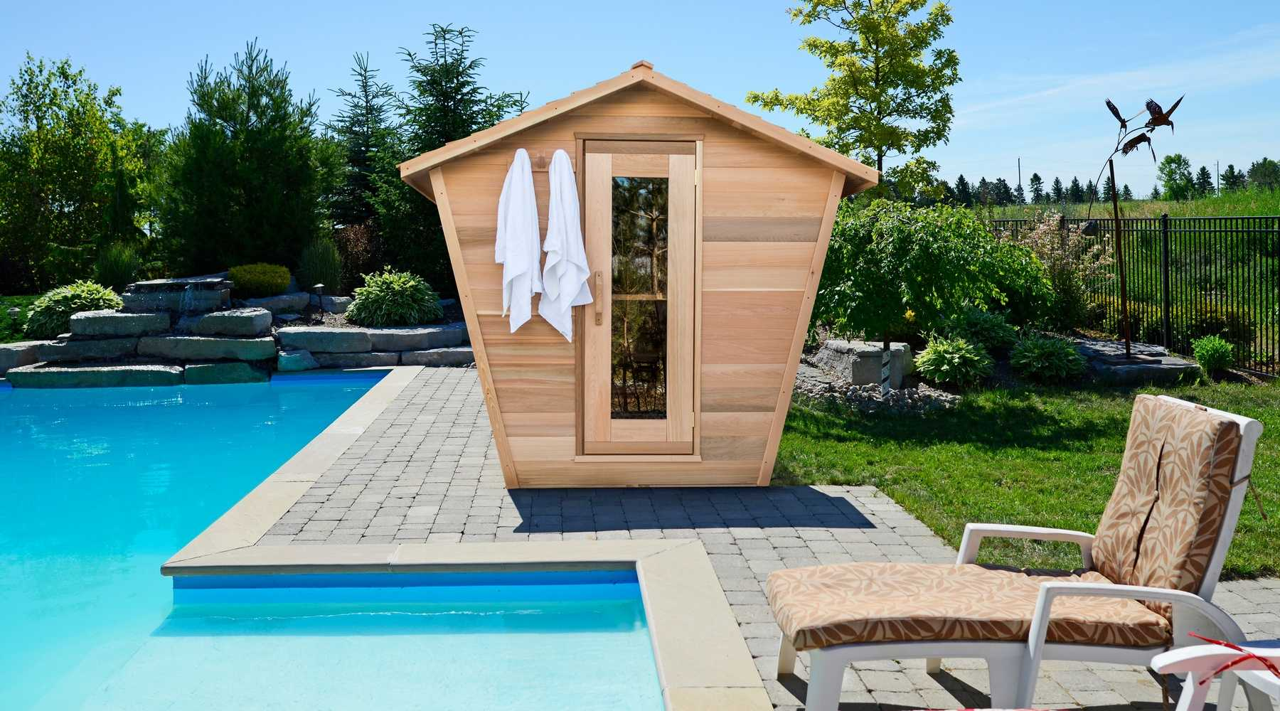 Dundalk Leisure Craft sauna buyers guide, part 2