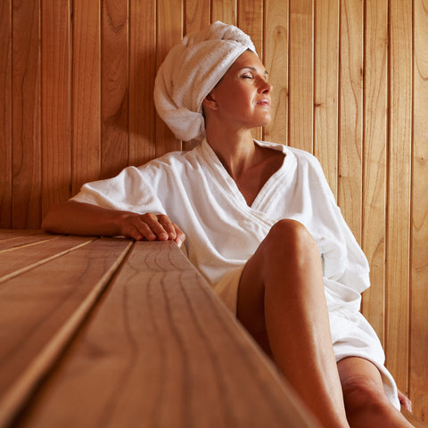Use a Sauna for Self-Care