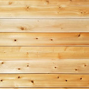 100% Eastern White Cedar: durability and natural resistance to decay and insect damage