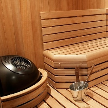 Custom designed saunas with Timo the Saunaman at Divine Saunas!