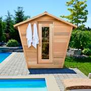 dundalk eagles nest sauna by pool 2