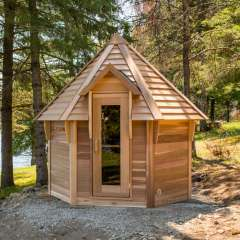 Dundalk Leisure Craft Kota sauna available online at Divine Saunas