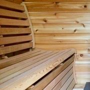 signature benches for dundalk pod sauna