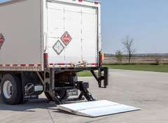 liftgate delivery available to 92 inch or shorter sauna and hot tub crates