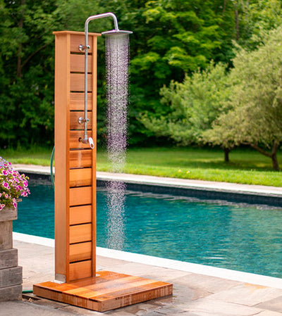 Sunlight Outdoor Shower