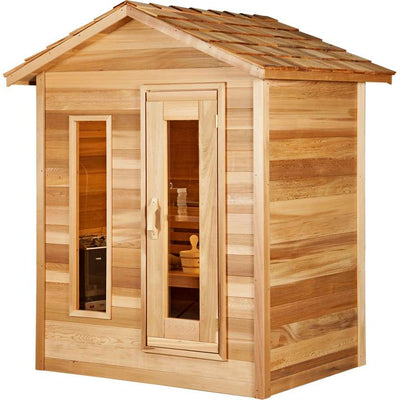 Cabin Outdoor Sauna