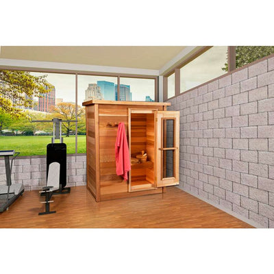 Cabin Indoor Sauna