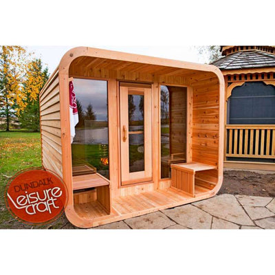 Luna Outdoor Sauna