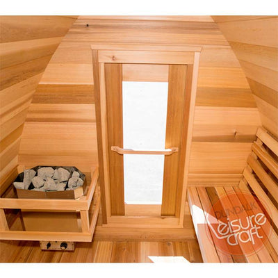 Mini Pod Outdoor Sauna