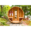 Panoramic Outdoor Sauna