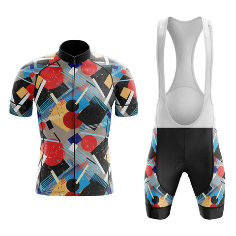 Bauhaus Retro Cycling Jersey Set
