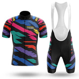 80s Style Retro Cycling Jersey Set