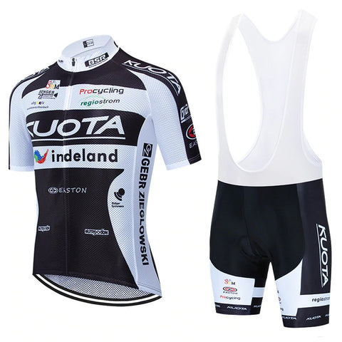 Team KUOTA 2020 Cycling Team Jersey Set