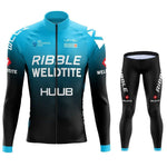 Ribble Weldtite Cycling Team Long Set (With Fleece Option)