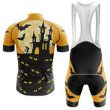 Happy Halloween Cycling Jersey Set