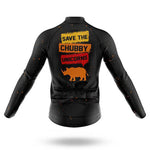 Save the Rhino Long Sleeved Cycling Jersey (with Fleece Option)