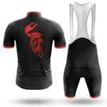 Crab on a Bike Cycling Jersey Set