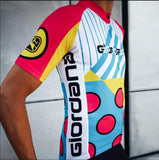 80s Style Retro Cycling Jerseys