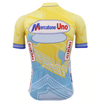Mercatone Uno Retro Cycling Jersey Set