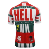 A SUNDAY IN HELL 1976 Paris-Roubaix Retro Cycling Jersey