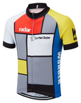 La Vie Claire Retro Cycling Jersey Set
