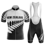 New Zealand Pro Team Cycling Jersey Sets