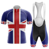 Great Britain Pro Team Cycling Jersey Sets