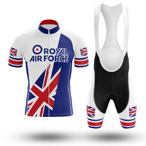 Royal Air Force Retro Cycling Jersey Set