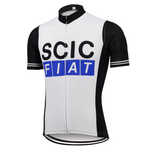 SCIC Fiat Retro Cycling Jersey