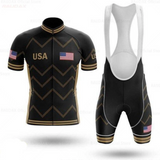 USA Cycling Team Jersey Set