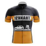 Don't Run Me Over Cycling Safety Jersey Set