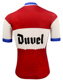 Duvel Beer Vintage Retro Cycling Jersey