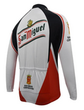 San Miguel Beer Cycling Jersey (with Fleece Option)