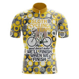 Sloth Cycling Team Cycling Jersey