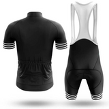 Skeleton Rib Cage Retro Cycling Jersey Set