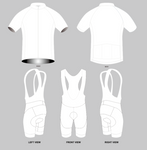 Custom Design Cycling Jersey & Shorts