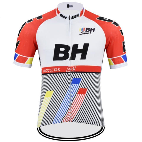 Burgos BH Retro Cycling Jersey