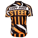 Eddy Rode Steel Retro Cycling Jersey