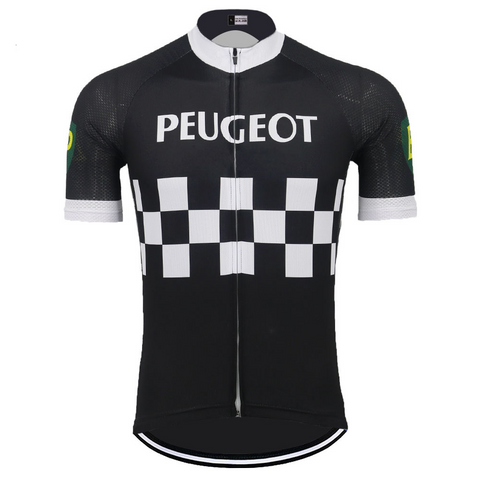 Peugeot BP Retro Cycling Jersey