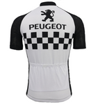 Peugeot Retro Cycling Jersey
