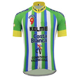 Kelme Retro Cycling Jersey