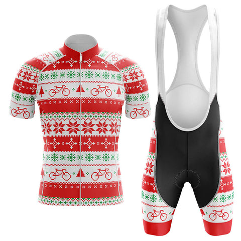 Xmas Jumper Cycling Jersey Set