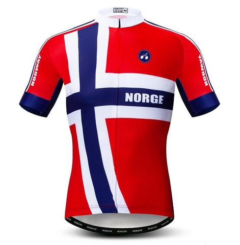 Norway Cycling Jersey