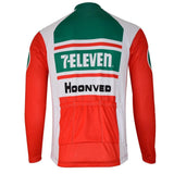7-Eleven Retro Cycling Jersey (with Fleece Option)