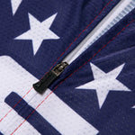 USA Star Spangled Flag Cycling Jersey