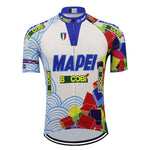 Mapei B Cobi Retro Cycling Jersey