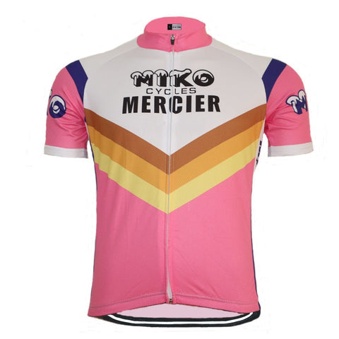 Mercier Miko Retro Cycling Jersey