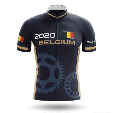 Belgium Pro Team Cycling Jersey 2020